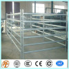 oval rails hot-dipped Galvanized livestock corral panel barns for horses