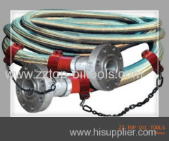 BOP control unit high pressure hose