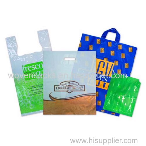 industrial plastic bags plastic bag material