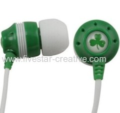 Boston Celtics Skullcandy NBA lnkd Earbuds Headphones