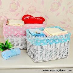 wholesale wicker storage basket