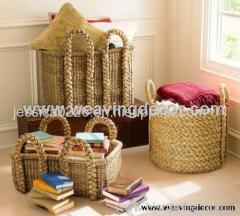 straw basket fruit basket