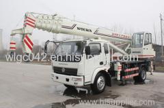 wolwa truck crane 12 ton
