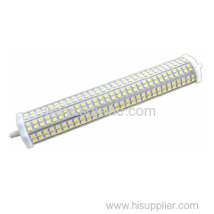 254mm 25w led r7s light double ended hot sell