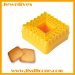 Square shape Plastic Mini tool cookie cutter