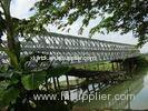 Bailey Bridges / Portable Steel / Compact Panel Bridges With Steel Deck / Timber Deck