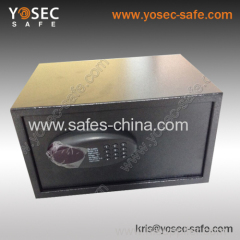 Yosec electronic hotel room safe HT-25ED for 17inch laptop