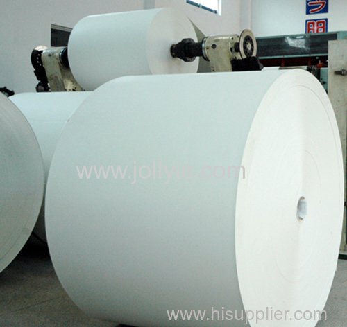 pe cotated paper roll food grade