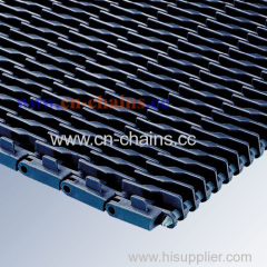 Auto-industry machine used plastic conveyor belt