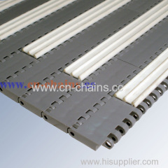 Series E30 trian friction top modular plastic conveyor belt