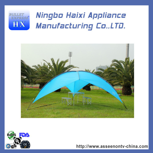 outdoor Triangle awning tent