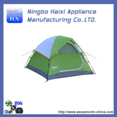 A-path High Quality Wholesale 3 Person Outdoor Windproof Waterproof Automatic Double camping marquee tent