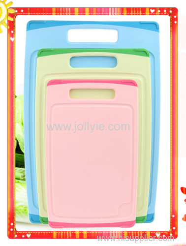 Antibacterial Meat Plastic Cutting Board Chopping Board