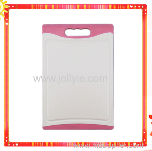 Antibacterial Heat Resistant Plastic Cutting Board With PP&TPR