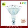 20W 1400lm PAR38 E27 bulb CE ROHS