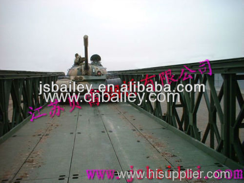 Military Bailey Steel bridge