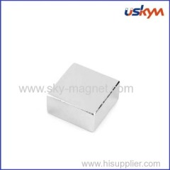 Large size Rare earth permanent Magnet