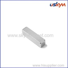 Neodymium block magnet strong magnet permanent magnet