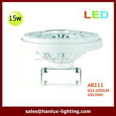 15W 1050lm AR111 G53 bulb