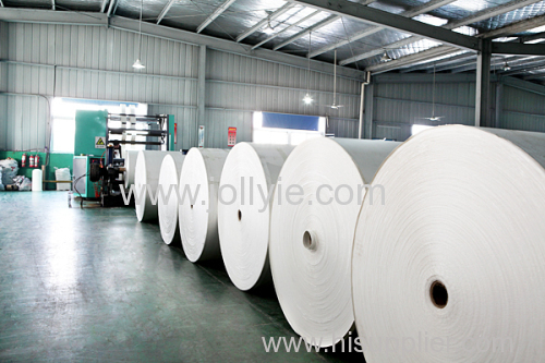 paper cup material pe cotated paper for sale
