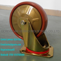 PP flower stand casters