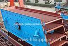 Low Noise Circular Vibrating Screen Machine Single Deck For Mine Selection