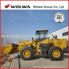 Wolwa 5ton mini wheel loader for sale