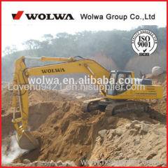 China 6 ton mini excavator excavator part