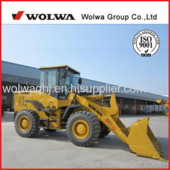 Factory direct supply cheap wheel loader (3000kg+1.8m3+92kW engine)