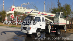 various kinds of truck crane for sale china wolwa group with low price and good performance and steady quality