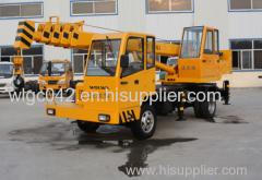 frame telescopic type truck crane mini type truck crane