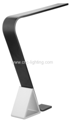 10W LED Desk Lamp in Aluminum (3 levels brightness dimmable)