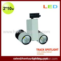 20W LED tracking spotlight