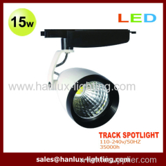 15W LED tracks spotlights
