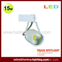 15W LED tracking spotlighting