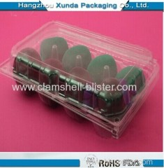 ;plastic container for fruit packaging
