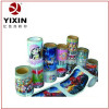 Strong adhesive and high gloss heat transfer film for slipper