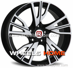 new r alloy wheels for BMW