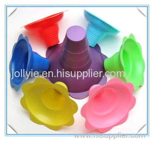 plastic colorfu Hawaii sno cone supplier