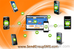Bulk SMS Software for Android Mobile