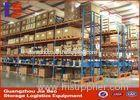 Metal Industrial heavy duty steel storage racks Adjustable Garage Shelf
