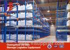 Heavy Duty steel powder coated Drive In Pallet Rack 1000kg-2000kg / level