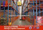 Economical Customized Warehouse Drive In Racking System For Cargo Storage