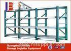 Half Open Industrial Customized Mould Storage Racks Metal Shelving Units