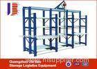Warehouse Mould Storage Racks Heavy Duty Storage Drawer Racking ISO9001