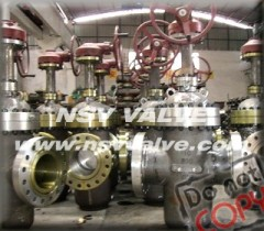 NSV Slab Gate Valve