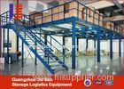 Industrial Stainless Steel Mezzanine Racking System With Large Capacity