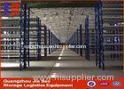 High Performance Heavy Duty Metal Storage Shelves Multi - Tier Racking System