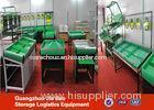 Customized Double Side Fruit And Vegetable Rack Garage Storage Shelving
