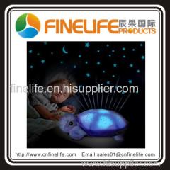 Turtle night Light Stars Constellation Lamp